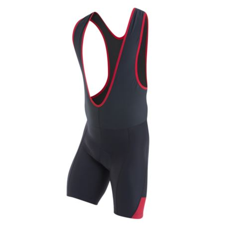 SPODENKI PEARL IZUMI SPLICE L BLACK TRUE RED