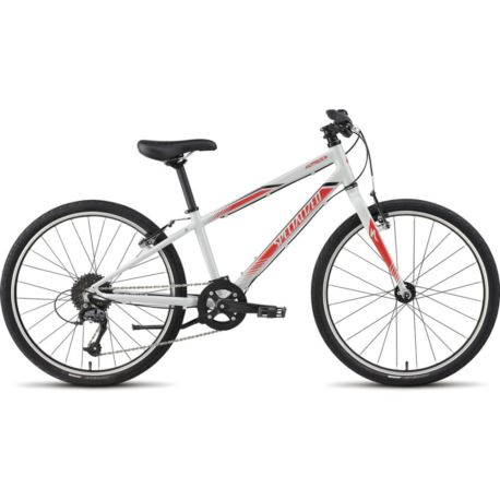 ROWER SPECIALIZED HOTROCK 24 SL INT WHITE/RED/BLK