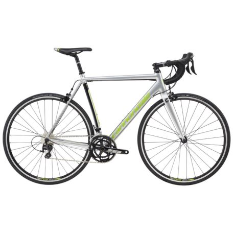 ROWER CANNONDALE CAAD OPTIMO 54 105 SILVER GREEN
