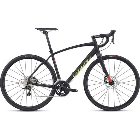 ROWER SPECIALIZED DIVERGE A1 SPORT CEN 54 BLACK