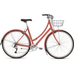 ROWER SPECIALIZED DAILY SPORT STEP THROUGH S CORAL
