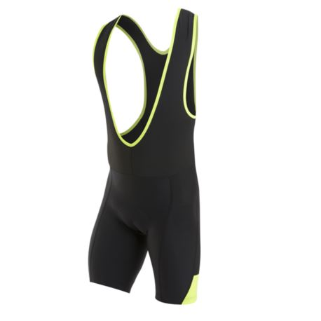 SPODENKI PEARL IZUMI SPLICE M BLACK SCREAM YELLOW