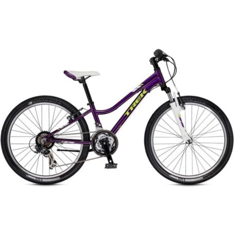 ROWER TREK PRECALIBER 21SPEED GIRLS PURPLE LOTUS