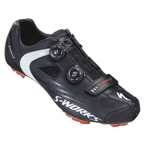BUTY SPECIALIZED S-WORKS MTB 44 BLACK