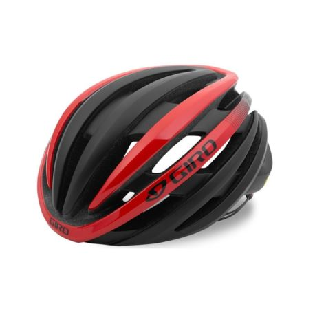 KASK GIRO CINDER MIPS 55-59CM MAT BLACK BRIGHT RED