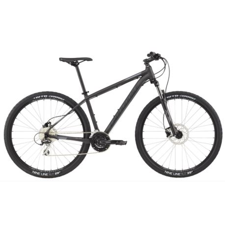 "ROWER CANNONDALE TRAIL 29"" 6 L NEARLY BLACK CHARCO"