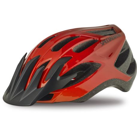 KASK SPECIALIZED ALIGN RED FADE