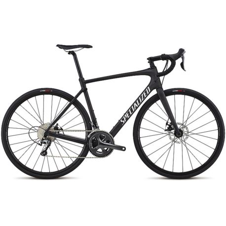 ROWER SPECIALIZED ROUBAIX 56 SATIN CARBON WHITE CL