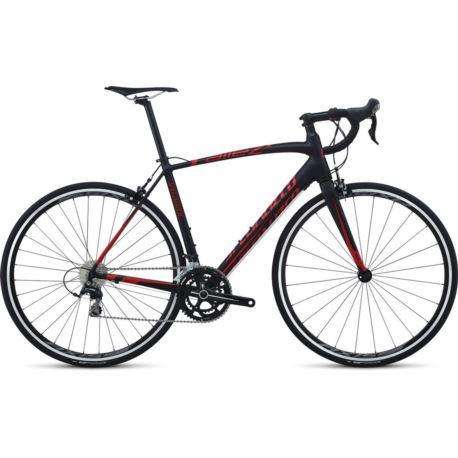 ROWER SPECIALIZED ALLEZ RACE C2 49 BLACK/RED