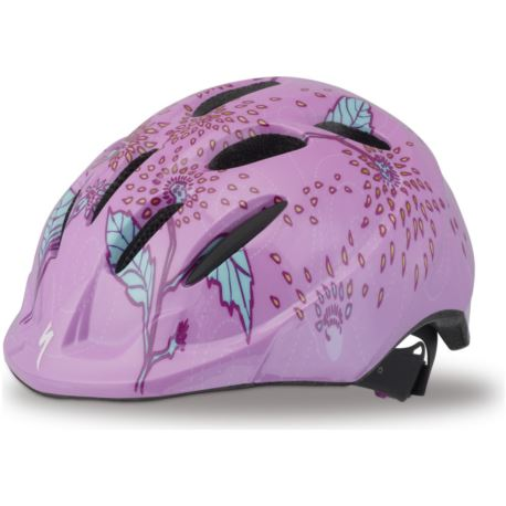 KASK SPECIALIZED SMALL FRY PINK DANDELIONS CHILD
