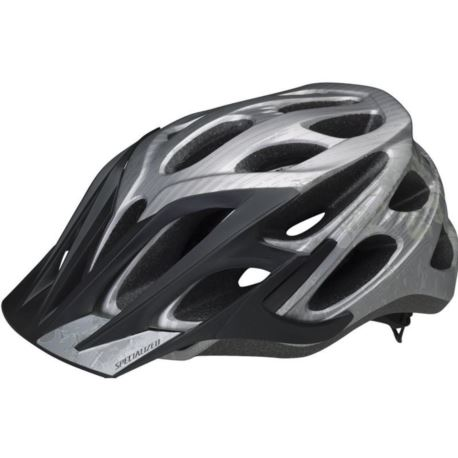 KASK SPECIALIZED TACTIC M SILVER/BLACK