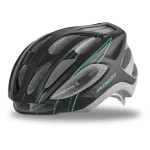 KASK SPECIALIZED SIERRA WOMAN BLACK/ EMERALD ARC