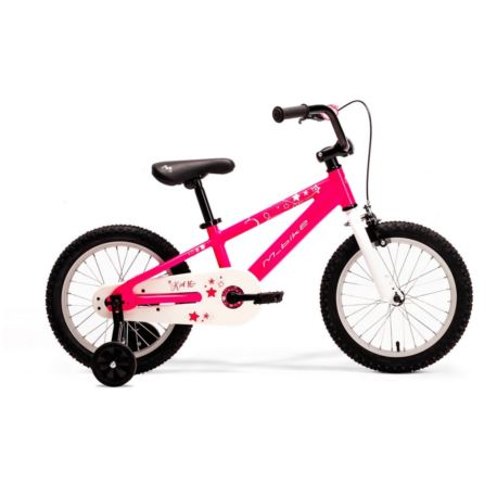 ROWER MERIDA M-BIKE KID PINK WHITE