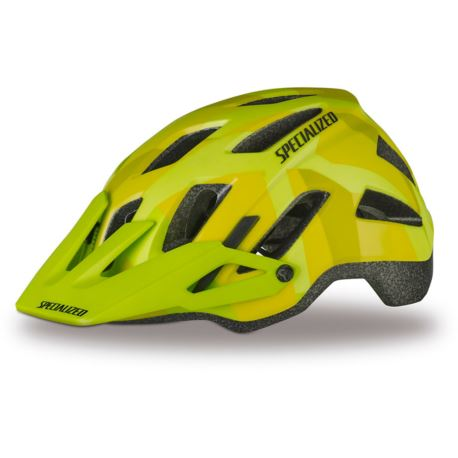 KASK SPECIALIZED AMBUSH COMP XL HYPER GREEN