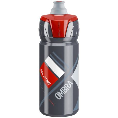 BIDON ELITE OMBRA GREY RED 550ML