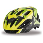 KASK SPECIALIZED FLASH HYPER GRN HURRICANE