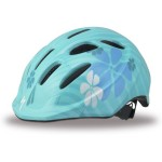 KASK SPECIALIZED SMALL FRY TEAL FLOWERS CHILD