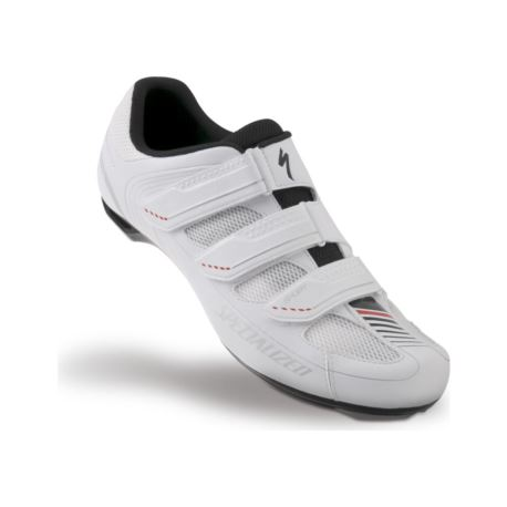 BUTY SPECIALIZED SPORT ROAD 39 WHITE/SILVER