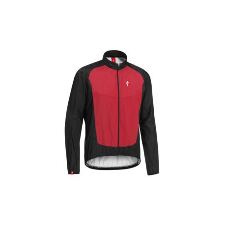 KURTKA SPECIALIZED PRO WINDSTOPPER M RED/BLACK
