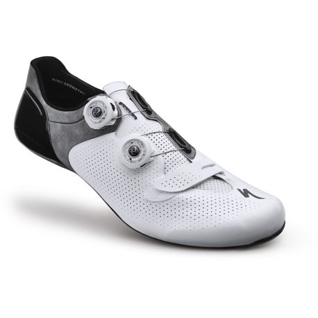 BUTY SPECIALIZED S-WORKS ROAD 6 42 WHITE