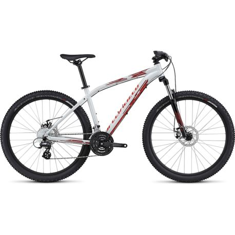 ROWER SPECIALIZED PITCH L WHITE RED