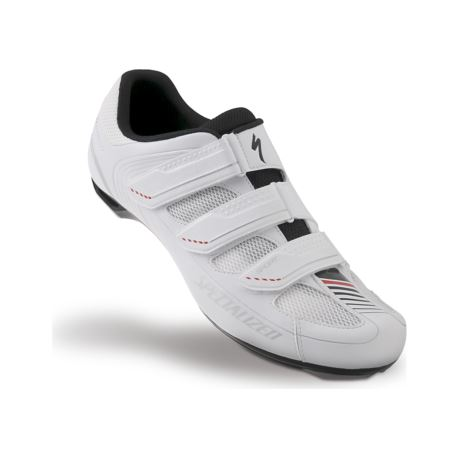 BUTY SPECIALIZED ROAD SPORT 40 WHITE SILVER