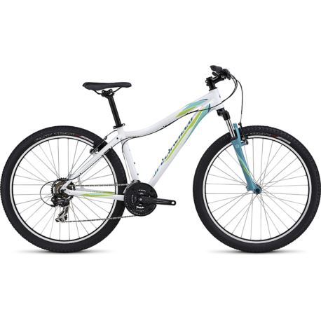 ROWER SPECIALIZED MYKA V S WHITE TURQUISE GREEN