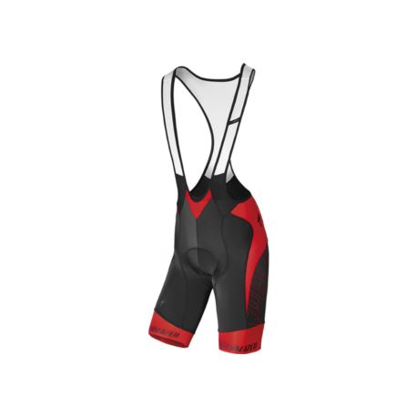SPODENKI SPECIALIZED AUTHENTIC TEAM S BLACK/RED