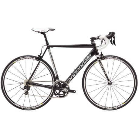 ROWER CANNONDALE CAAD 12 105 52 BLACK WHITE